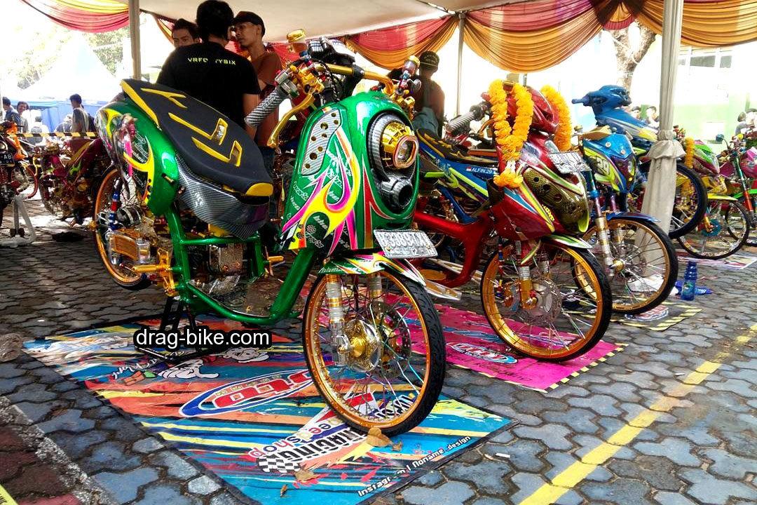 Motor Honda Scoopy Thailook