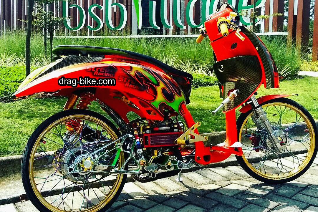 Motor Modifikasi Scoopy