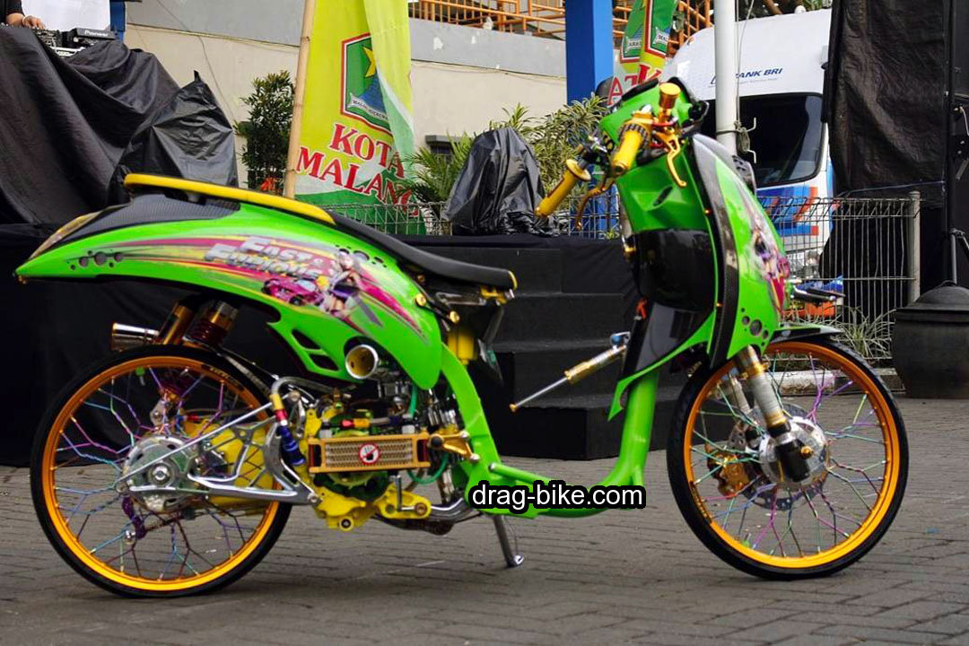 Thailook Scoopy Modif Kontes