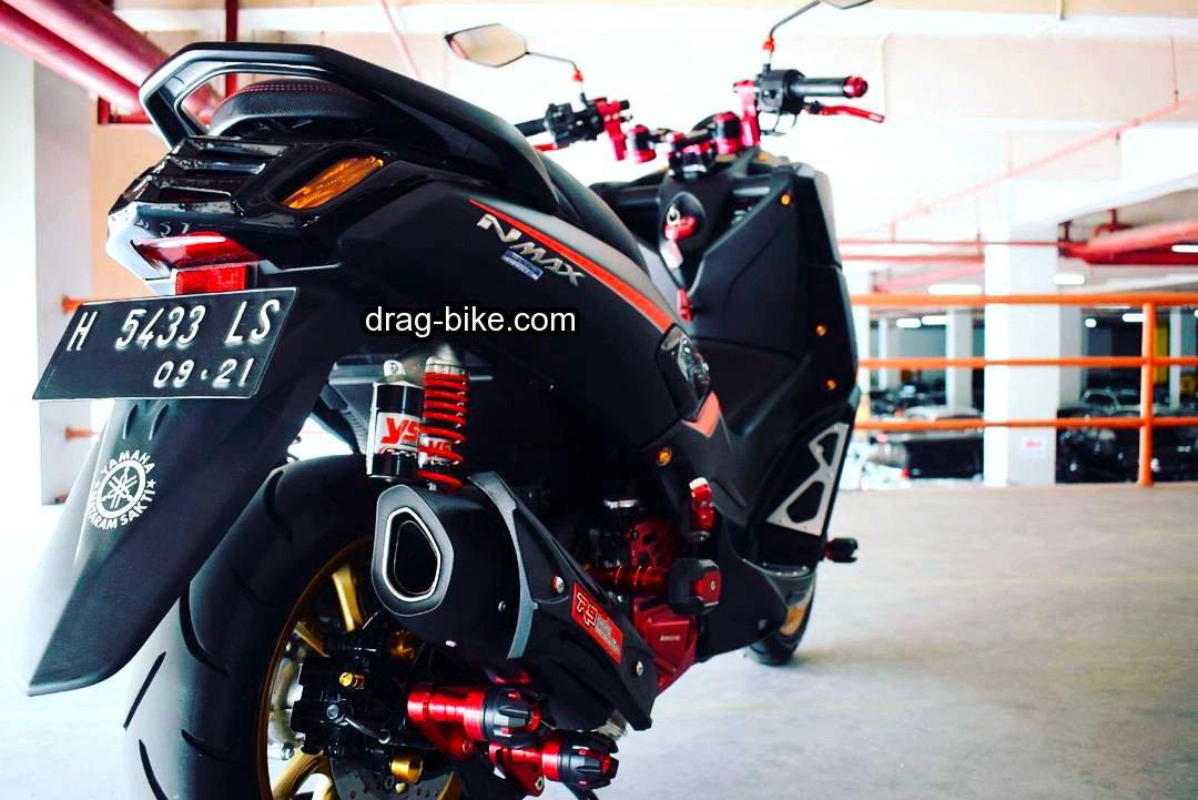 Aksesoris Motor N Max Modif