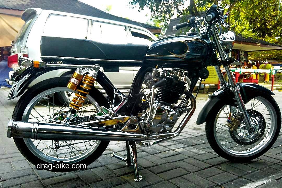 38 Top Populer Motor Cb Klasik Hitam